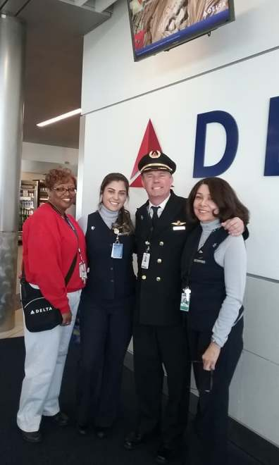 Delta Flight Crews